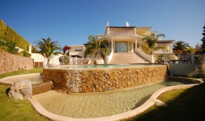 Villa V4 avec garage et vue mer panoramique à Carvoiero