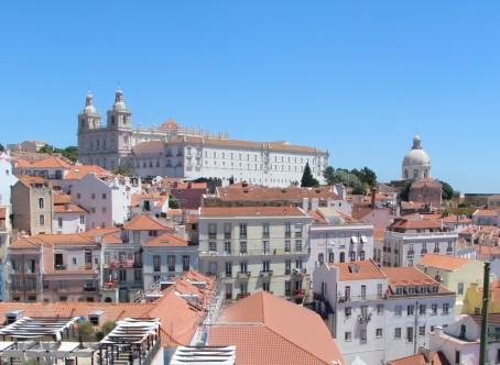 Lisbonne Vue