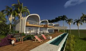 Villas de luxe en projet V4 – V5 à Vila Real de Santo António