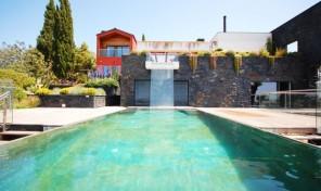 Villa contemporaine V4 avec vue mer à 180º sur Albufeira