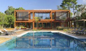 Villa V4 écologique á construire sur la péninsule de Tróia