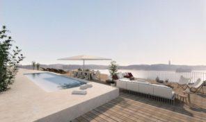 Appartement de luxe T4 à Cais do Sodre – Lisbonne