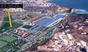 Lot immeuble de 4134m2 proche Marina d'Albufeira
