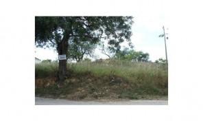 Terrain de 1810m2 avec projet approuvé à Albufeira