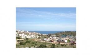 Terrain vue mer avec projet de 18 appartements à Albufeira