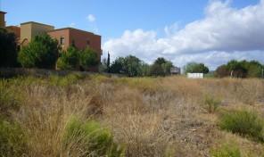 Terrain de 1674m2 avec possibilité de construire à Vilamoura