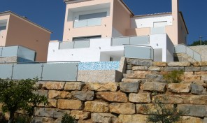 Villa neuve et moderne V4 à Santa Barabara de Nexe