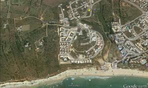 Terrain constructible proche plage avec vue mer à Porto de Mós