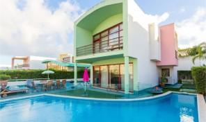 Villa 4 chambres en 1ere ligne à la marina d'Albufeira