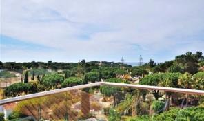Appartement T2 avec toit terrasse et vue mer à Vale do Lobo