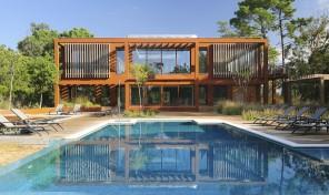 Villa V5 écologiques á construire sur la péninsule de Tróia