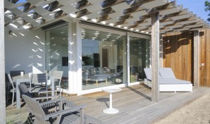 Villa V1 – V3 écologiques à construire sur la péninsule de Tróia