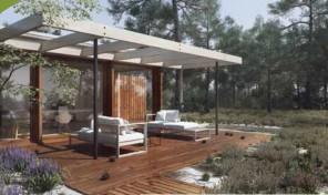 Villa V1 – V3 écologiques á construire sur la péninsule de Tróia