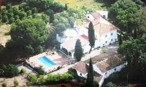 Propriété de charme avec 2 maisons d'hôtes et grand terrain proche São Brás