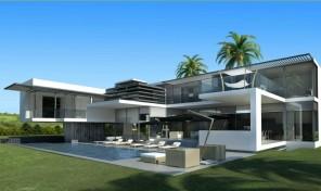 Villa de luxe à côté du parcours de Golf Monte Reis