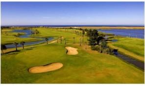 Appartement T3 proche golf et plage à Salgados