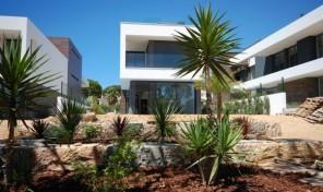 Villa moderne V5 avec garage proche plage de Falésia
