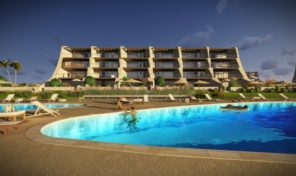 Appartements neufs en construction T2 face golf à Vilamoura