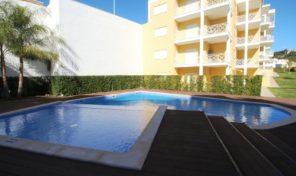 Appartement meublé T2 récent dans Albufeira centre