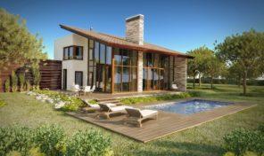 Villas V4  avec piscine privée dans Golf Resort à Obidos