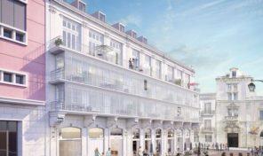 Duplex T2 de luxe en construction à Avenida da Liberdade