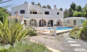Villa V5 dans le resort golfique Penina