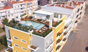 Appartement moderne T3 avec garage à Lagos