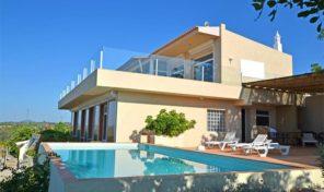 Villa confortable V3 avec vue mer proche Estoi