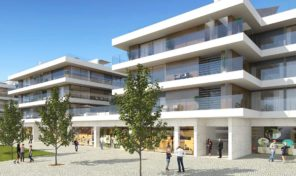 Appartements luxueux en construction T3 dans le centre d'Albufeira