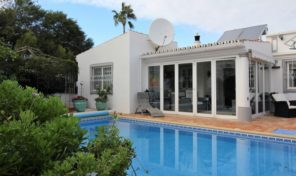 Villa V2 dans quartier résidentiel à Guia