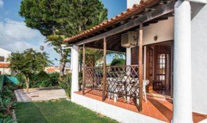 Villa V4 avec petite parcelle proche Albufeira et plages