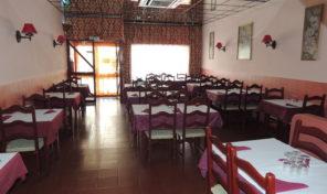 Restaurant équipé pour 48 couverts à Albufeira