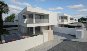 Villas V4 neuves et modernes proche plage à Lagos