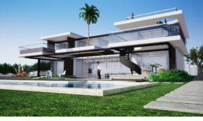 Terrain constructible pour une villa moderne proche Albufeira