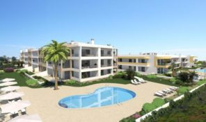 Appartements sur plan T3 proche plage à Lagos
