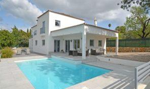 Villa V3 avec vues dégagées à Almancil
