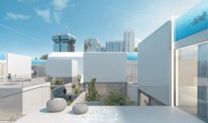 En exclusivité villa de luxe à construire V5 à Lisbonne