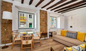 Appartement T2 rénové dans l'Alfama à Lisbonne