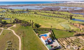Villa de prestige V5 avec vue sur le golf Salgados