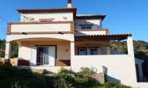 Maison T3 avec garage à Santa Catarina da Fonte do Bispo