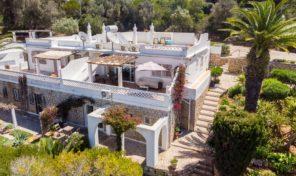 Maison jumelée T3 avec belles vues proche Albufeira