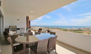 Appartement luxueux T2 avec vue mer et garage à Lagos