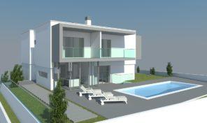 Villa V4 en construction proche Albufeira