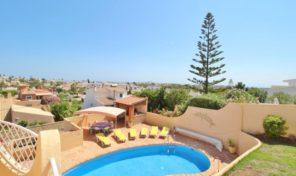 Villa V6 avec vue mer et piscine chauffée proche Lagos