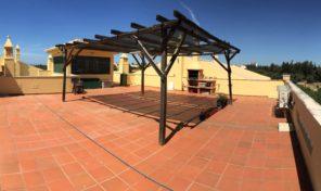 Appartement T3 à Vilamoura avec toit terrasse