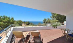 Villa moderne V3 vue imprenable mer à Burgau