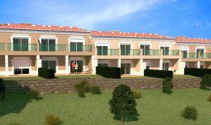 Maisons jumelées T3 sur golf en Algarve