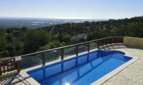 Villa V4 avec superbes vues et garage proche Faro