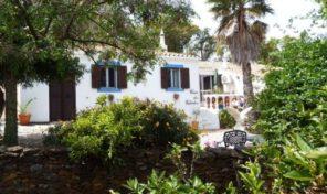 Maison T2 avec annexe proche Santa Catarina et São Brás de Alportel