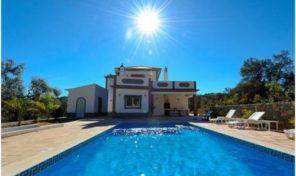 Villa meublée V5 avec belles vues campagne proche de Santa Catarina et Tavira